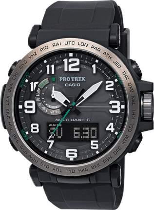 Наручные часы кварцевые мужские Casio Pro Trek PRW-6600Y-1E