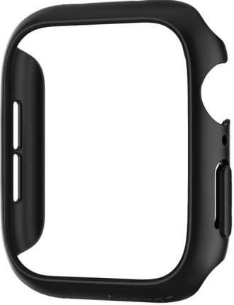 Чехол Spigen Thin Fit (061CS24484) для Apple Watch Series 4 40 mm (Black)