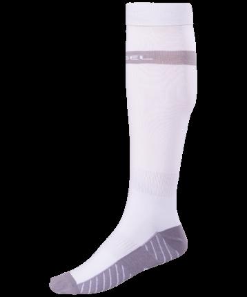 Гетры Jogel JA-003, белые/серые, 38-41 EU