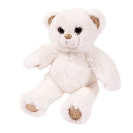 SHANTOU Мягкая игрушка Медведь белый, 16 см M101
