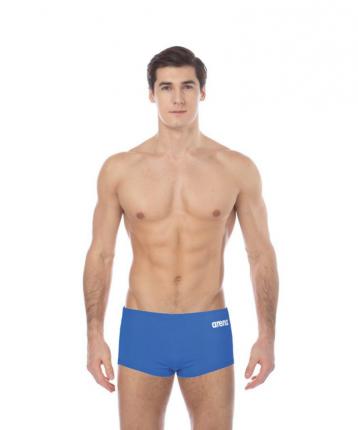 Шорты для плавания Arena Solid Squared Short, royal/white, 75 FR