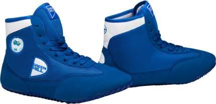 Обувь для борьбы Green Hill GWB-3052/GWB-3055, синяя/белая (38)