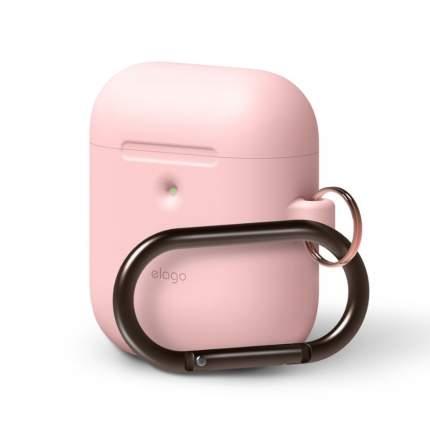 """Чехол """"Hang Case"""" для AirPods Pink"""