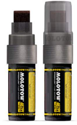 Перманентный маркер Molotow Masterpiese Speedflow 467PI 15мм