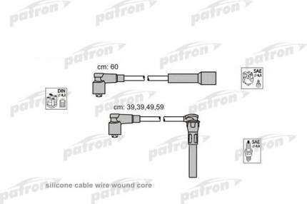 Комплект проводов зажигания PATRON PSCI2003