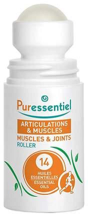 Средство для тела Puressentiel Articulations & Muscles Roller 14 Huiles Essentielles 75 мл