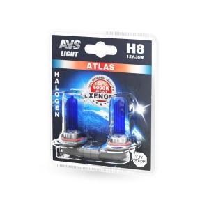 Галогеновые автомобильные лампы AVS A78571S