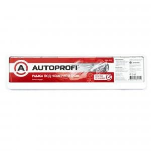 Рамка для номера Autoprofi RAM WH