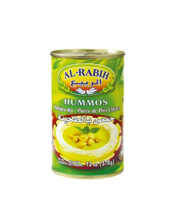 Хумус с тахини  Al-Rabih 370 г