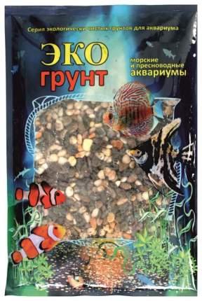Грунт для аквариума ЭКОгрунт Галька Феодосия №1 5 - 10 мм 3,5 кг