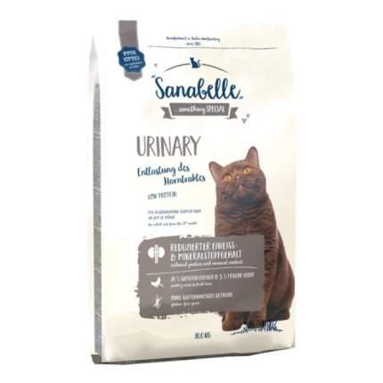 Сухой корм для кошек Bosch Sanabelle Urinary, домашняя птица, 10кг