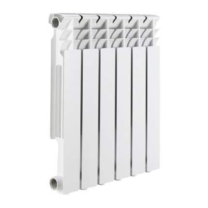 Радиатор алюминиевый Rommer 568x616 Optima 500 8