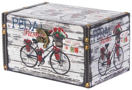 Шкатулка Hoff Велосипедный круиз