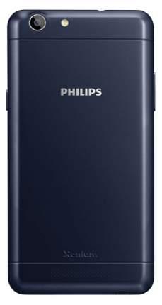 Смартфон Philips Xenium V526 8Gb Navy