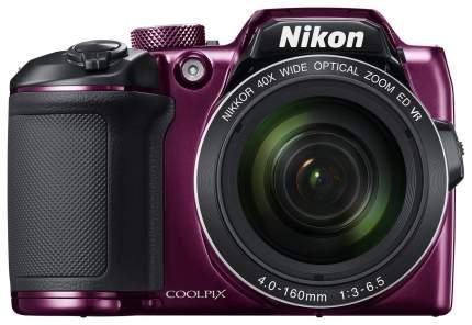 Фотоаппарат цифровой компактный Nikon Coolpix B500 Plum