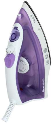 Утюг Maxwell MW-3052 VT White/Purple