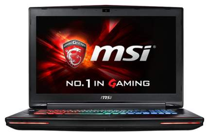 Игровой ноутбук MSI GT72S 6QF-058RU Dominator Pro G Dragon (9S7-178344-058)