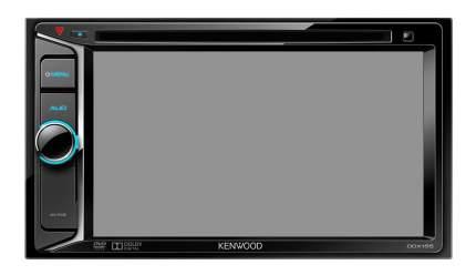 Автомобильная магнитола Kenwood DDX155