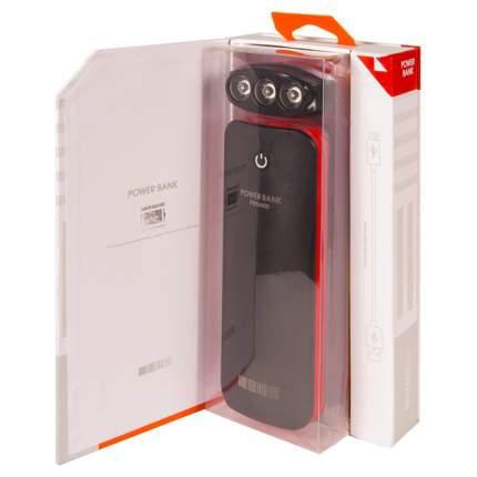 Внешний аккумулятор InterStep PB16800LED 16800 мА/ч (IS-AK-PB1680LED-000B20) Black/Red