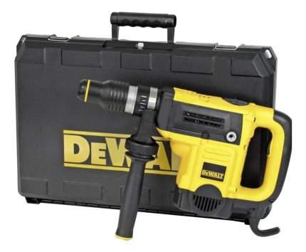 Сетевой отбойный молоток DeWALT D25820K-QS