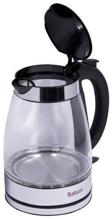 Чайник электрический Saturn ST-EK 8421 Glass Black