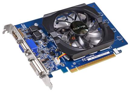 Видеокарта GIGABYTE nVidia GeForce GT 730 (GV-N730D5-2GI)