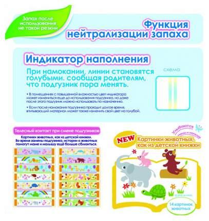 Подгузники Goon Premium NB (3-6 кг), 90 шт.