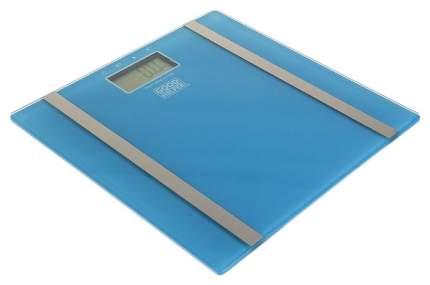 Весы напольные Goodhelper BS-SA56 Голубой, серебристый