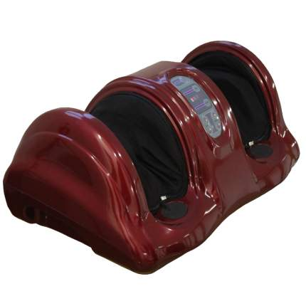 Массажер для стоп и лодыжек «Bliss» красный