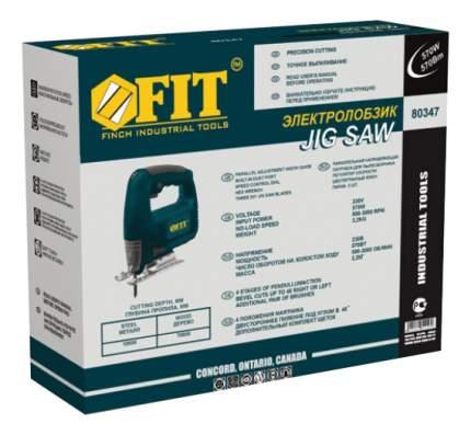 Сетевой лобзик FIT JS-500 80347