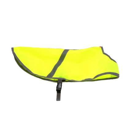 Попона для собак OSSO Fashion размер S унисекс, желтый, длина спины 44 см