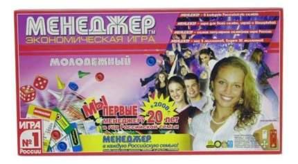 Экономическая настольная игра Русский стиль Менеджер молодежный