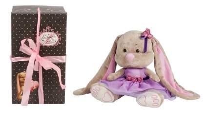 Мягкая игрушка Jack&Lin Зайка Лин Черничный Пудинг 25 см JL-021-25