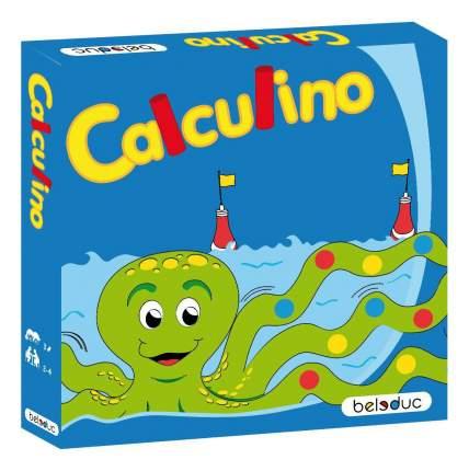 Семейная настольная игра Beleduc Калькулино