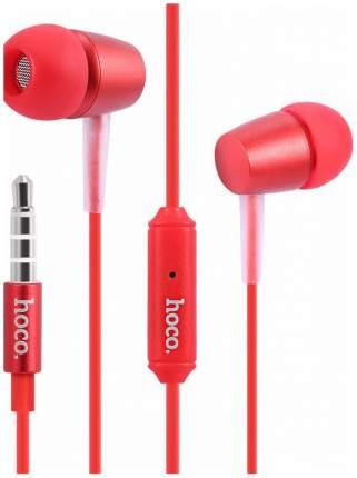 Наушники Hoco M10 Red