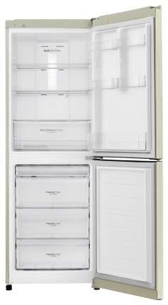 Холодильник LG GA-B389SEQZ Beige