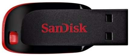 USB-флешка SanDisk Cruzer Blade 64GB Black (SDCZ50-064G-B35)