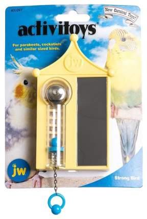 Игровая площадка для птиц Пластик, Металл, 7,8x17см JW31097/10976