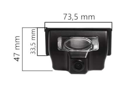 Камера заднего вида AVEL AVS321CPR