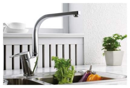 Смеситель для кухонной мойки BRAVAT Line F75299C-2 хром