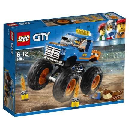 Конструктор LEGO City Great Vehicles Монстр-трак (60180)