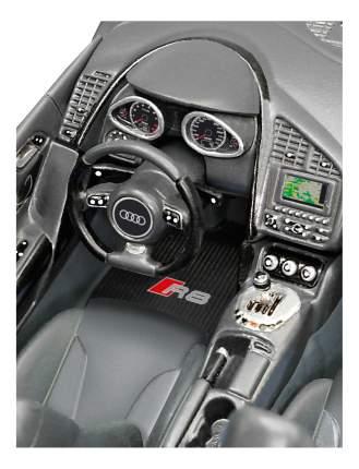 Модели для сборки Revell Audi R8 черный