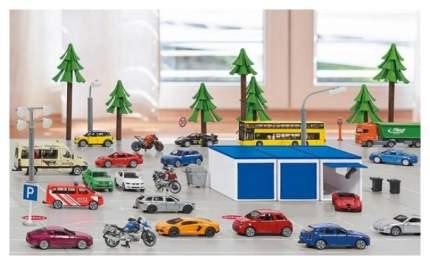 Игровой набор Siku SIKUWORLD Гараж и стоянка для автомобилей