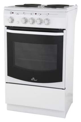 Электрическая плита DeLuxe 5004.14 Э White