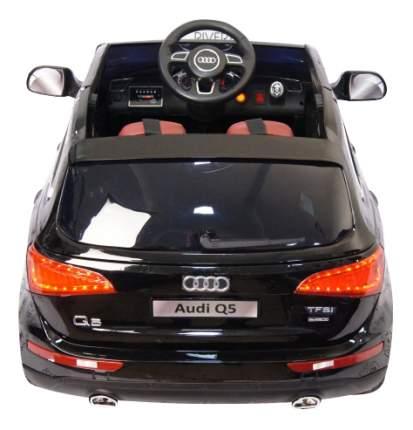 Электромобиль Audi Q5 черный глянец RIVERTOYS