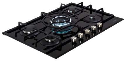 Встраиваемая варочная панель газовая Korting HGG 785 CTN Black