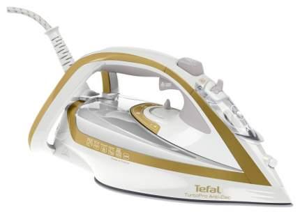 Утюг Tefal Turbo Pro FV5654E0 White/Gold