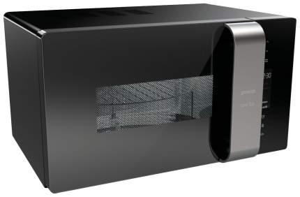 Микроволновая печь с грилем Gorenje MO23ORAB silver/black