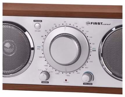 Радиоприемник First FA-1907-1 Silver/Wood