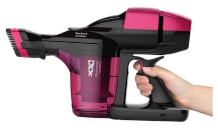 Вертикальный пылесос Tefal X-Pert Essential 360 TY7329WO Pink/Grey